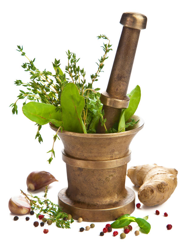 Should my husband and I be taking Ashitaba, a medicinal herb, to boost our diabetes medications?
