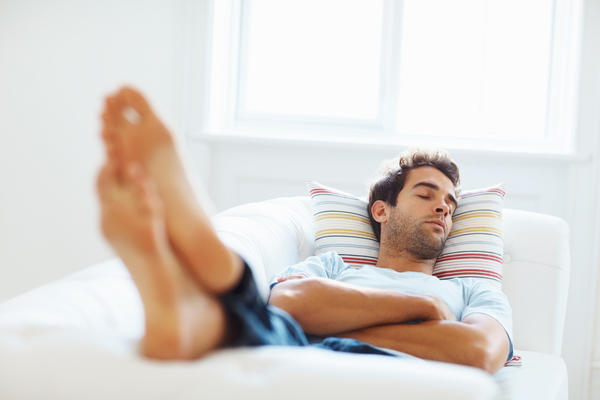 What can cause leg cramps during sleep?