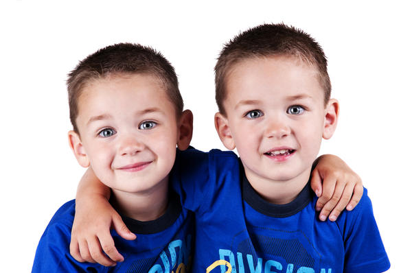 After healthy heart rates are identified in identical twins, what is the probability of a vanishing twin?