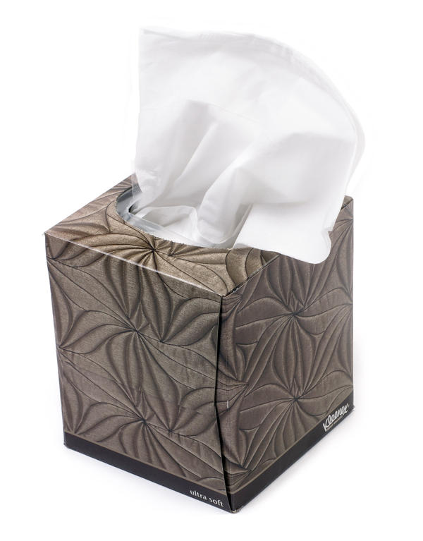 Please advise me what to do about a sore from runny nose?