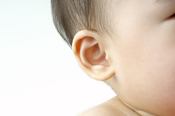 What can be done for a soft lump behind ear?