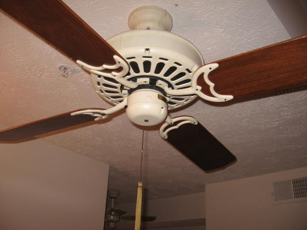 Is it possible for me to get pneumonia if I leave the ceiling fan on every night when I sleep?