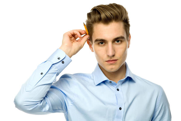 How can you fix impacted ear wax?