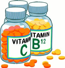 Will taking the following  vitamins/supplements adversely affect my ovarian cyst: skin, hair, and nail vitamin; maca root; osteo bi-flex?