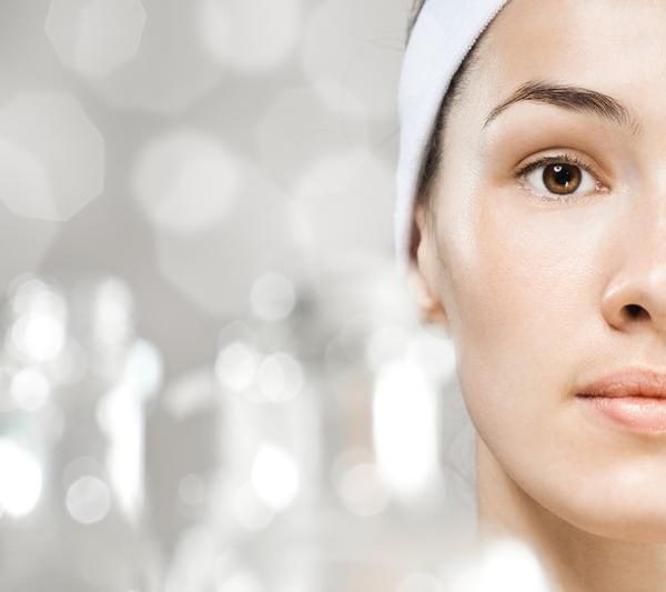 What changes after one treatment of microdermabrasion ?