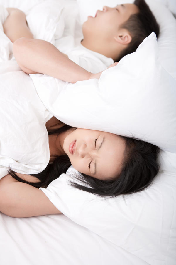 How to sleep quiet without breathing through mouth?