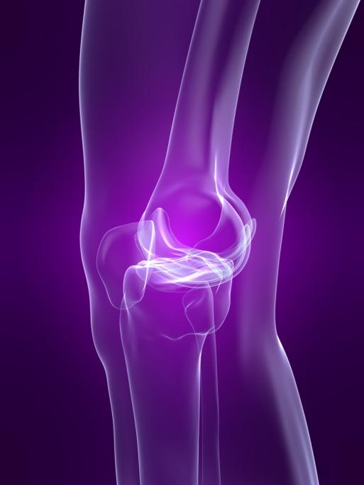 Can a hip flexor injury cause pain to radiate into the medial knee during exercise?
