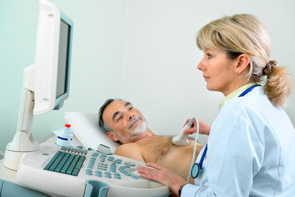Why is an ultrasound used in physical therapy exactly?