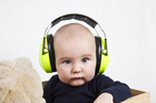 baby,child,din,ear,earmuffs,employmant,hearing,listening,loud,noise,nursling,person,portrait,protect,protection,safety,toddler,work,young Aches Ear Ear infection Head Headache Infection Otitis media Pain Paresthesia
