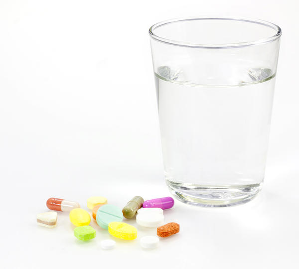 Can I do water therapy to cleanse from drug test?