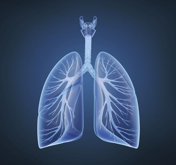 For how long do people with end stage cystic fibrosis usually survive after a lung transplant?