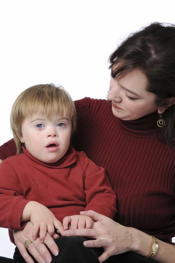 Are moms who are mentally retarded allowed to take care of their own children?