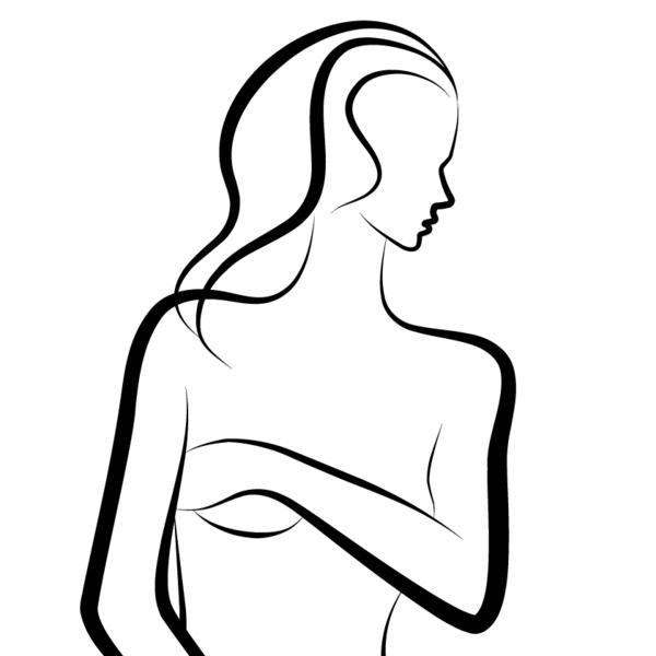 Hi. I'm 27 and very worried. I have large breast (dd) one breast has always been larger then the other. The right one. I do the self exam like the dr showed me and I haven't felt anything. When I exam squeezing on my breast while standing I swear I feel s