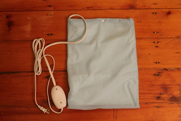What would be the effect of heating pad to the fetus?