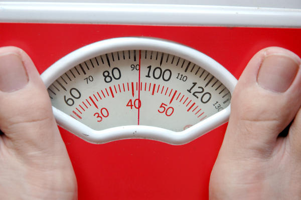 How can I deal with weight changes in an elderly loved one?