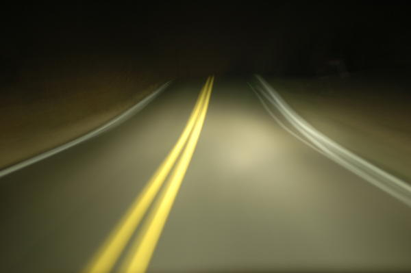 What are tricks to avoid falling asleep while driving?