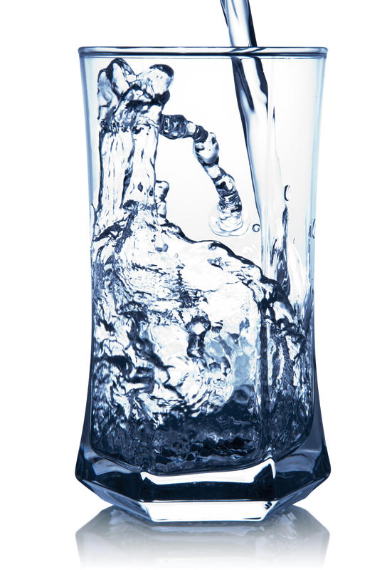 Is purified water much healthier than non purified water?