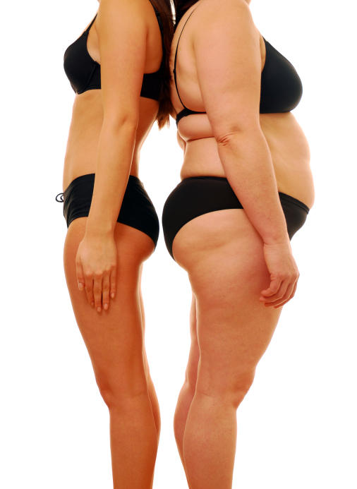 What is a good way for a woman prevent middle age weight gain?