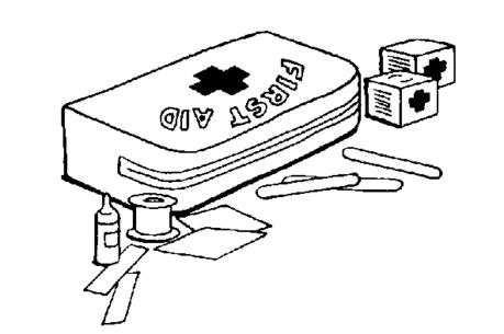 What is the acronym of FIRST AID?
