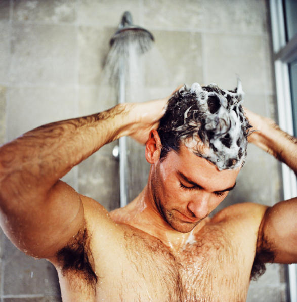 What is a treatment for male balding?