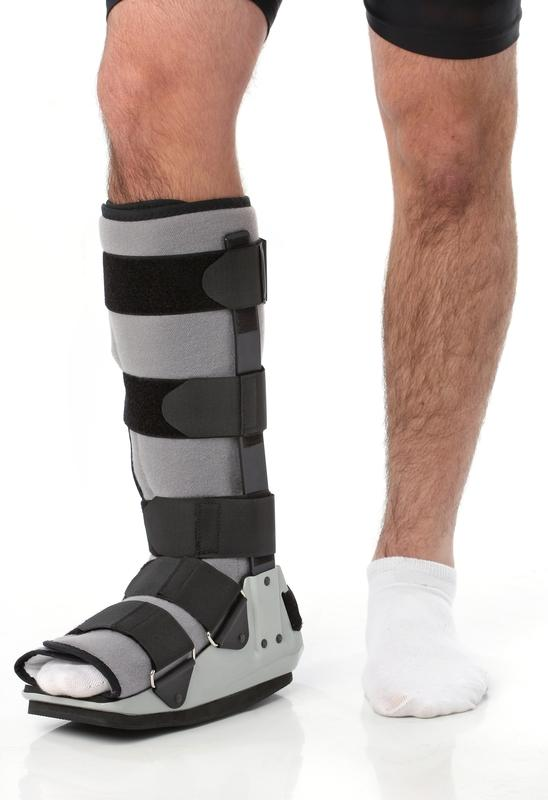 How long should it take to recover from a bimalleolar ankle fracture after surgery?