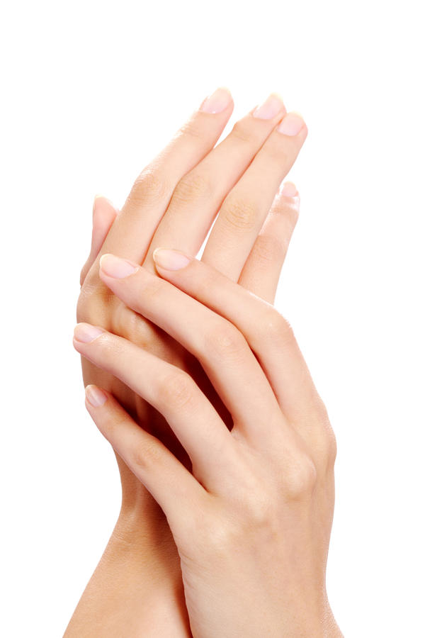 What could cause brittle nails and cuticles?