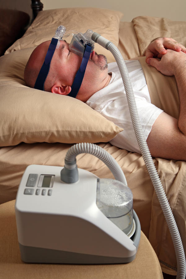 What are some ways to help fix, cure or just improve sleep apnea?
