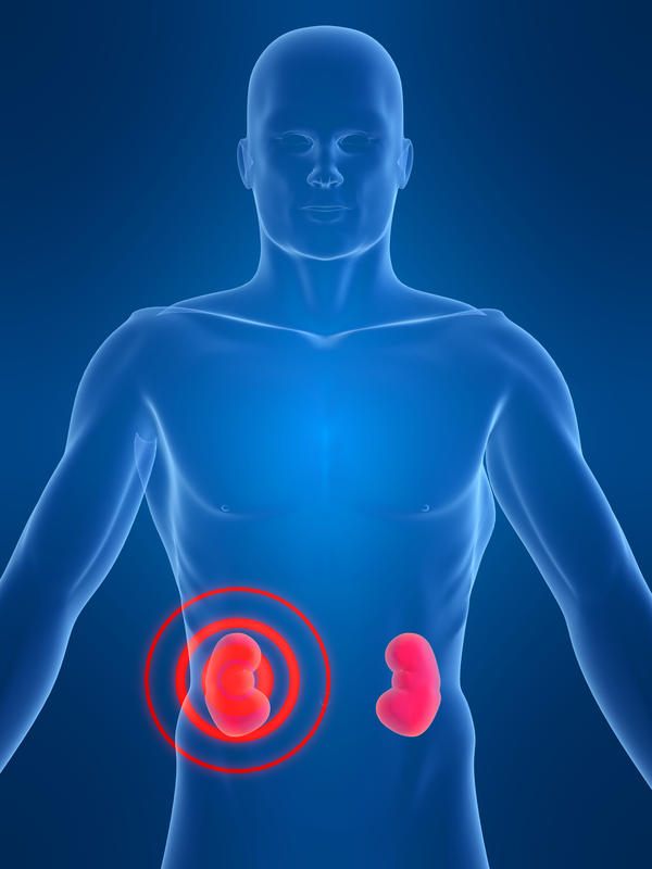 What are the complications of acute renal failure?