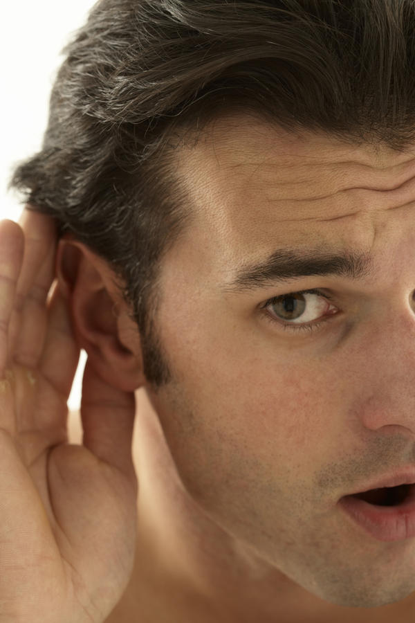 Husband has 40% hearing loss and ringing in ears. Will it get worse if he does not get hearing aids?