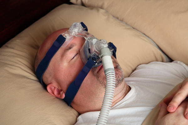 Can a doctor send you home with a cpap machine?