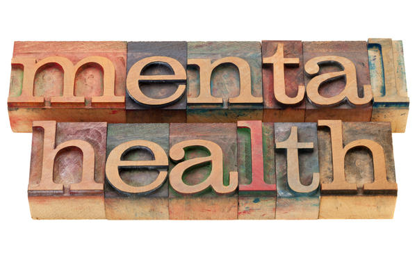What can cause mental health problems?