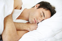 How do I stop myself from fidgeting in my sleep?