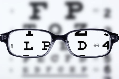 When can you have vision therapy on a lazy eye?
