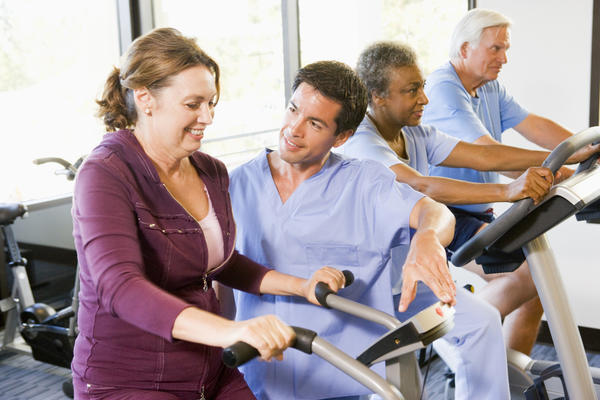 What is done during physiotherapy?