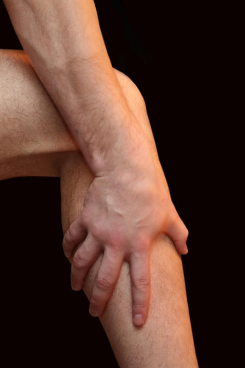 What is neuropathy? Could it be the cause of my husband's burning, aching legs?
