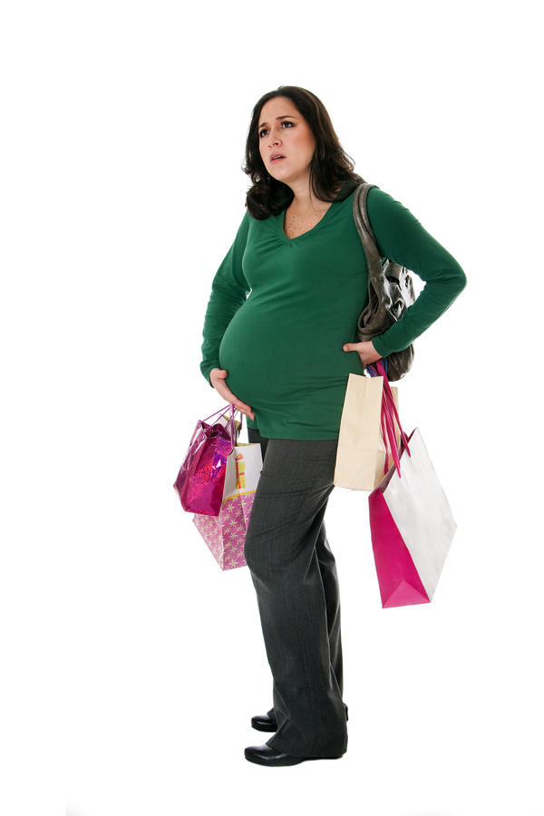 Can heavy lifting cause water broke early or can it cause preterm labor?