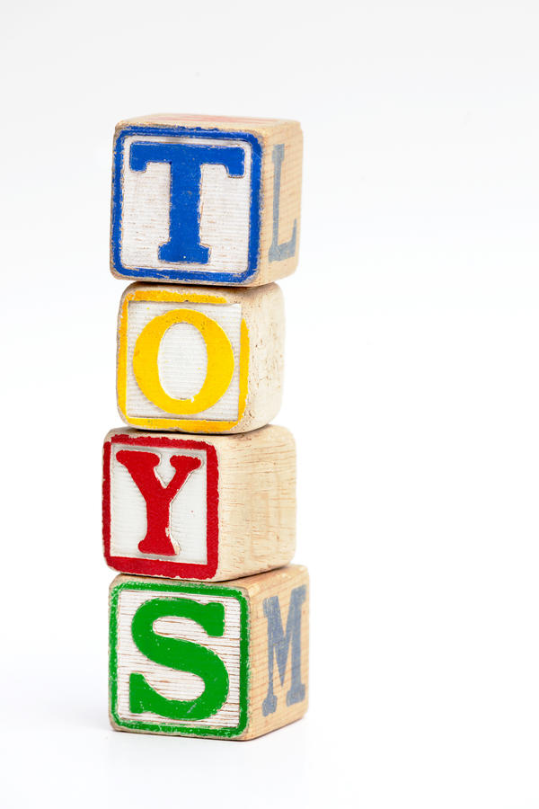 Which toys would be good for children with absence seizures?