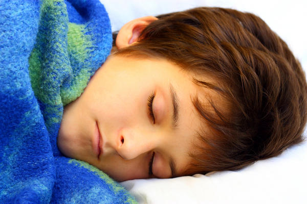 "When during sleeping hours do kids grow ""most""?"