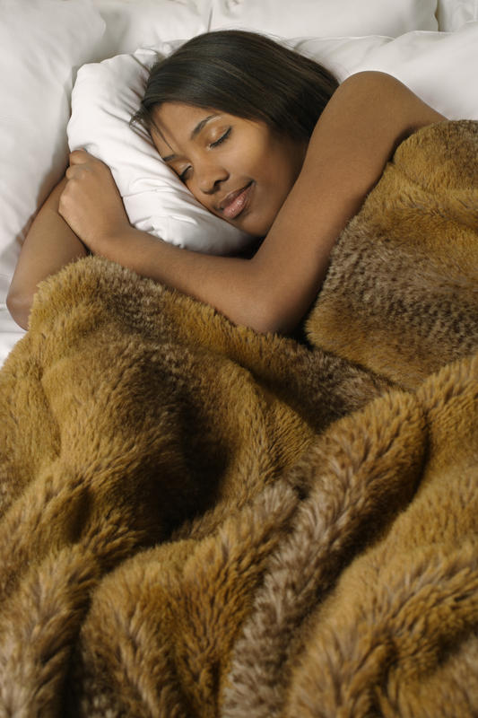 How does sleep affect your heart rate?