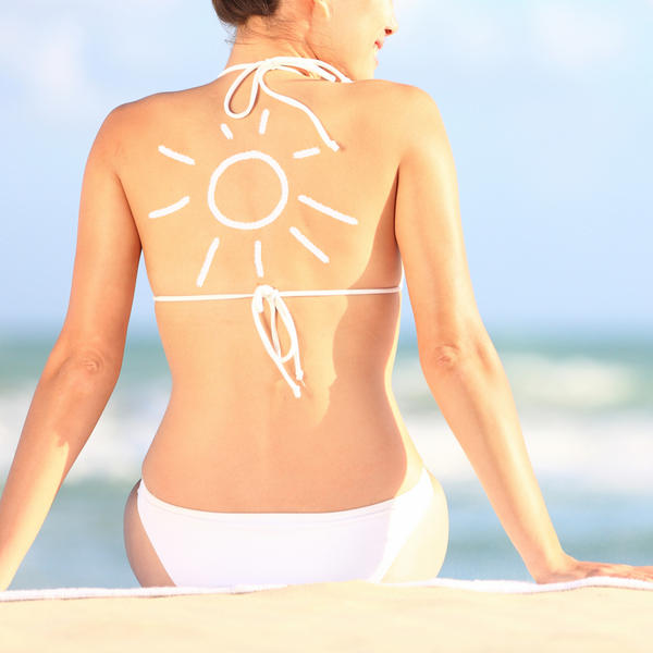 Does spray sunscreen work?