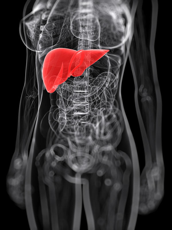 What is liver failure and how is it treated?