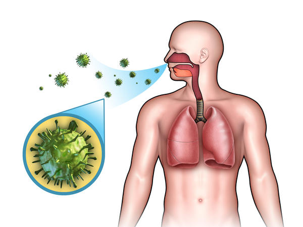 What is responsible for leukopenia and frequent respiratory infections?