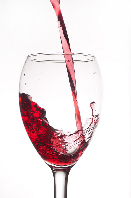 Is a glass of red wine daily good or bad for a fatty liver of 43yr old male, heard that it might help with this condition, or just weight loss?