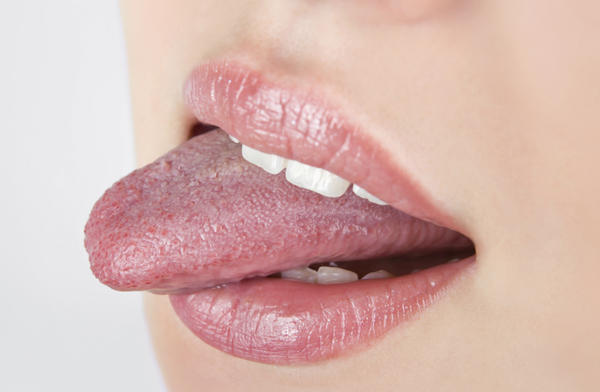 What does a single bump on the tongue mean ?