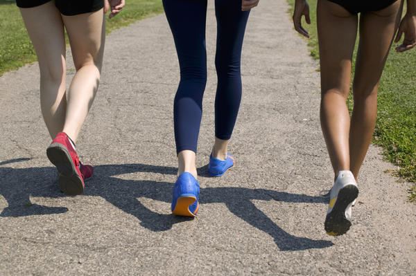 How many calories would I burn if I walk a mile?