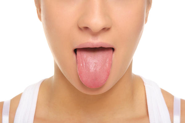 Everytime I get white tongue cause either by GERD or thrush I notice I get swollen lymph nodes on the side of chest that is sore ,is that GERD related?