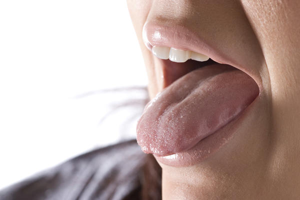 Is there any medicine you can buy for thrush in the mouth for adults? White creamy tounge and sentitive