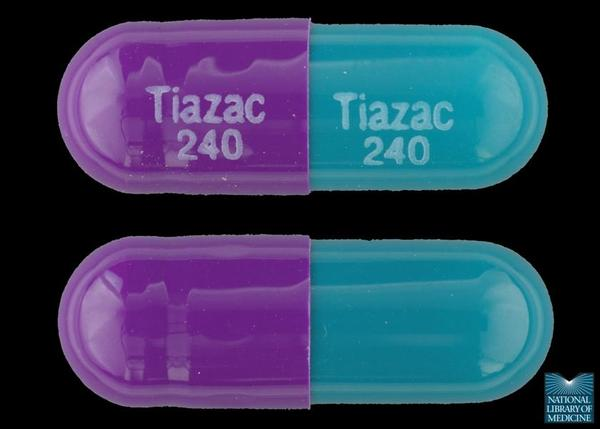 Extrapyramidal symptoms occur with thorazine, haldol, (haloperidol) mellaril, or cardiazem, what to do?