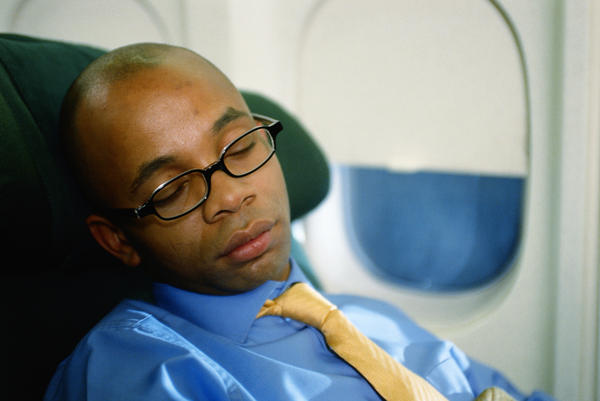 It is possible that jet lag can cause oversleeping?