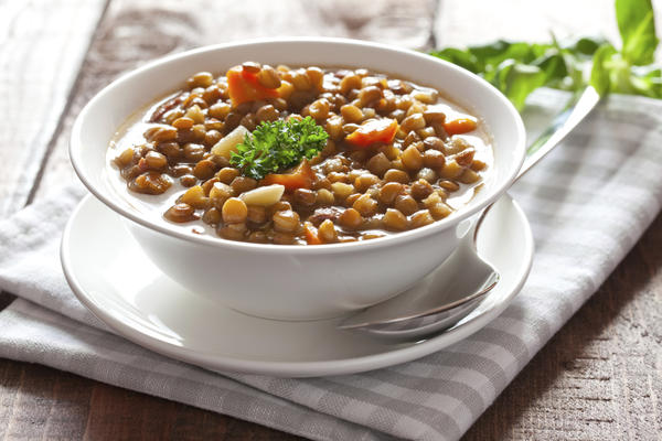 What is the definition or description of: lentil allergy?